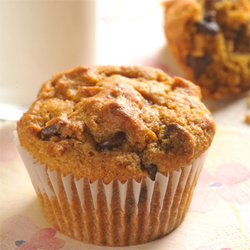 Pumpkin Chocolate Chip Muffins by Nestlé