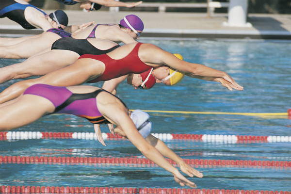 Competitive Swimming 101