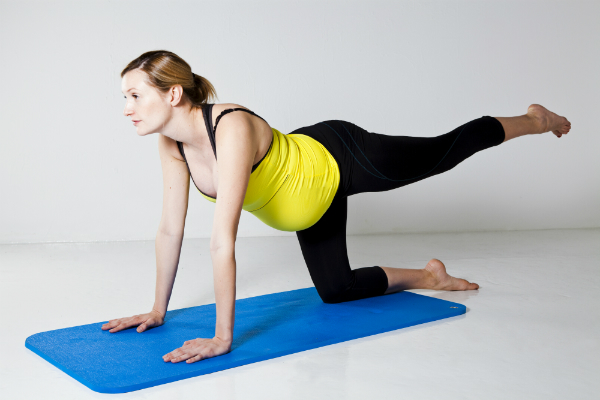 exercise during pregnancy sm