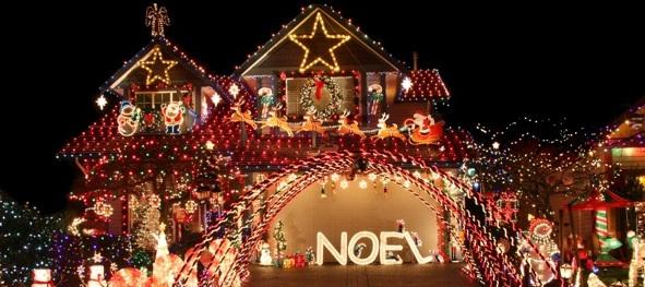 San Diego Christmas Lights.San Diego S Map Of Christmas Lights Presented By San Diego