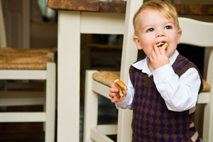Getting Toddlers to Eat a Nutritious Meal