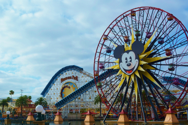 Finding Magic in a Crowded Disney California Adventure