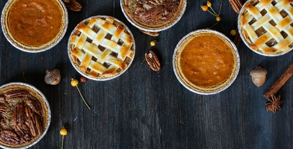 10 Places to Buy Holiday Pies