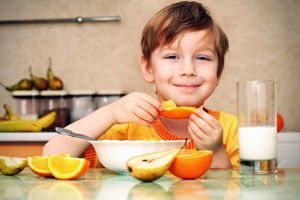10 Easy & Nutritious Afterschool Snacks