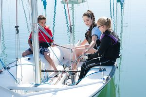 Benefits of Learning to Sail