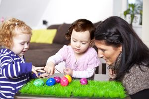 5 Ideas for an Easter-themed Playdate