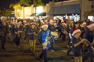 Christmas Parades in San Diego County