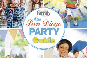 The San Diego Party Guide