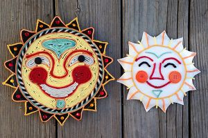 Summer Sun Craft
