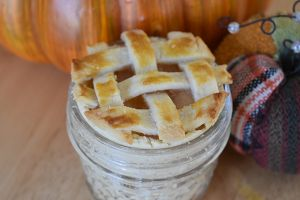 Mini Mason Jar Pies