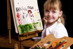 Throw an Arts & Crafts Birthday Party for Your Budding Artist
