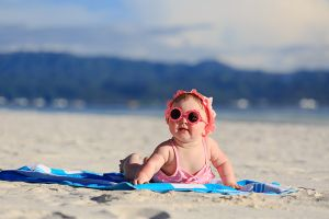 Summer Sun Safety for Babies