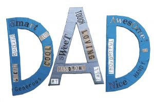 Describe Dad with this Great Father's Day Craft