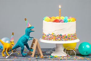 How to Host a Dinosaur Party