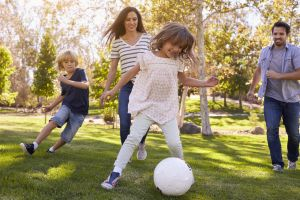 Outdoor Family Games and Toys