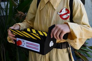 Make a Ghostbusters Ghost Trap