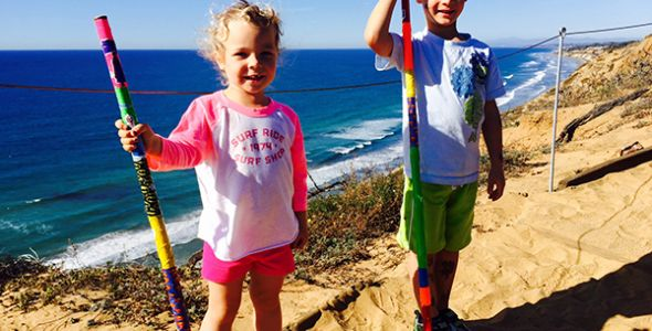 San Diego Hiking with Kids
