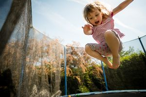 Kids in Motion: 9 ways to keep the kids active