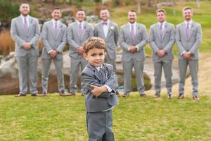 Little Kids in Weddings: Tips for ring bearers and flower girls