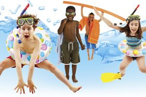 Make a Splash at Summer Camp!