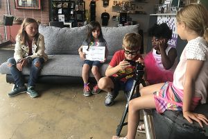 Media Arts Camps Offer Fun Learning Opportunities