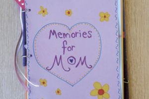 Mother's Memory Book