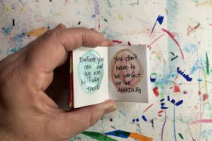 Art with Alyssa: DIY Miniature Book