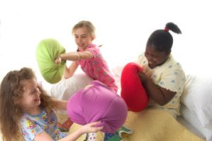 Slumber Party Dos and Don'ts