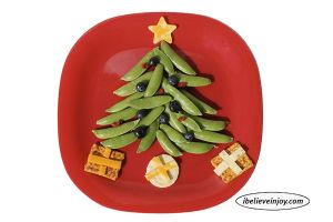 Snacking with Joy: Christmas Tree