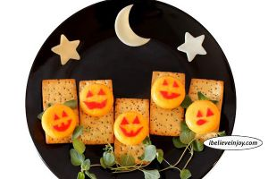 Snacking With Joy: Pumpkin Patch Snack