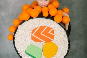 DIY Costume: Sushi Roll